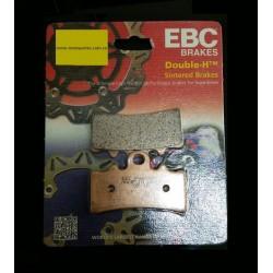 EBC - Pastilla Sinterizada FA606HH