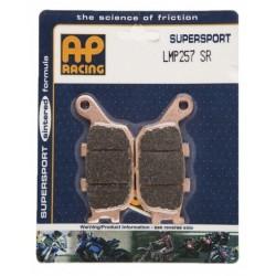 257SR - AP Racing - Pastilla de Freno Trasera