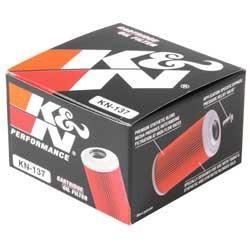 KN-137 / Filtro de Aceite K&N