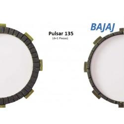 Pulsar 135 - Discos de Clutch