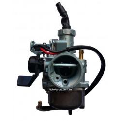 ECO100 Deluxe - Carburador