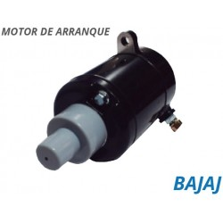 Discover 125 - Motor de Arranque