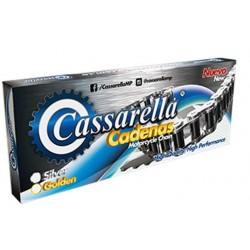 520H - 120 Cadena DORADA Cassarella O-ring