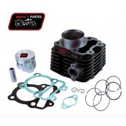 BOXER / PLATINO 100 Modificado 125cc - Cilindro con Pistón VITRIX