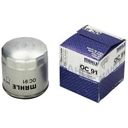OC91 - Filtro de Aceite - MAHLE