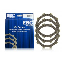 ER6N / VERSYS 650 - Discos de Clutch EBC